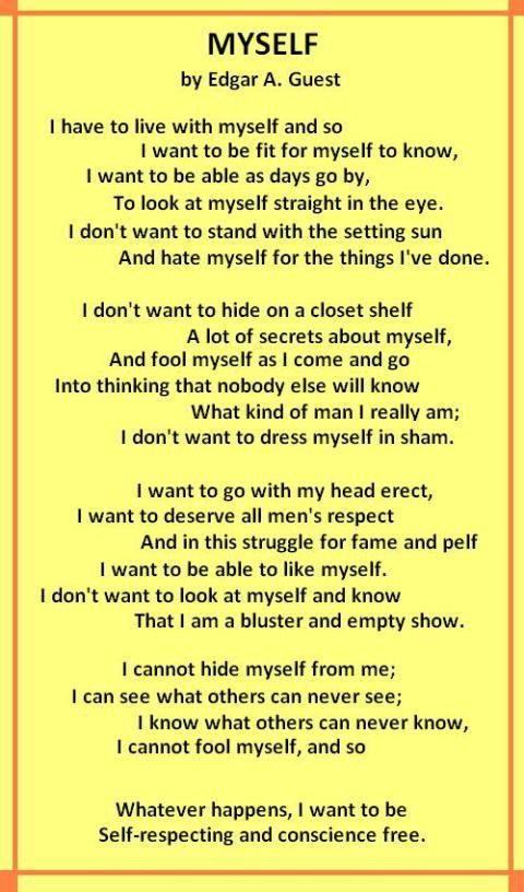 song of myself essay