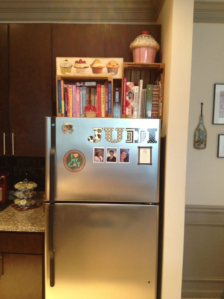 Cookbook Storage In A Small Kitchen Home Storage Ideas