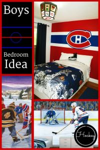 1000+ ideas about Boys Hockey Bedroom on Pinterest ...