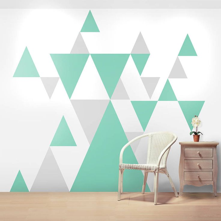 1000+ Ideas About Wall Paint Patterns On Pinterest | Paint