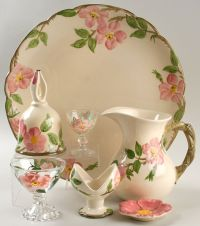 17 Best images about Franciscan Earthenware Desert Rose on ...