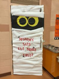 25+ best ideas about Cafeteria bulletin boards on ...