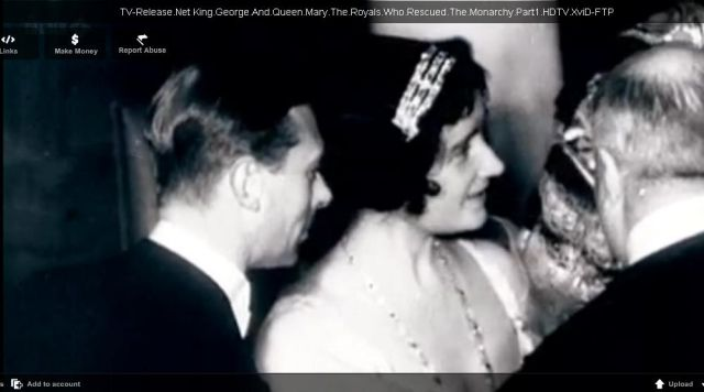 1000 Images About Queen Elizabeth The Queen Mother - Queen Mother S Art Deco Bandeau Tiara