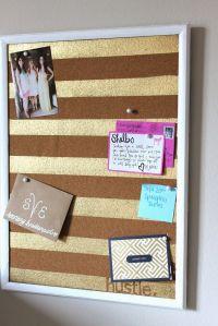 25+ best ideas about Decorate corkboard on Pinterest