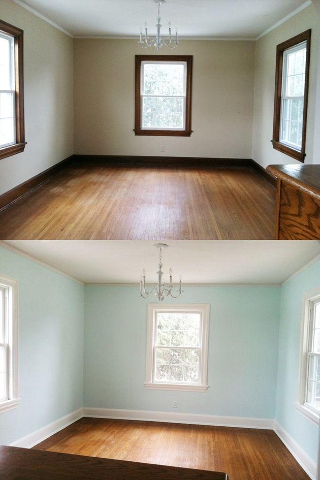 10 Best Ideas About Paint Trim On Pinterest | Upstairs Hallway