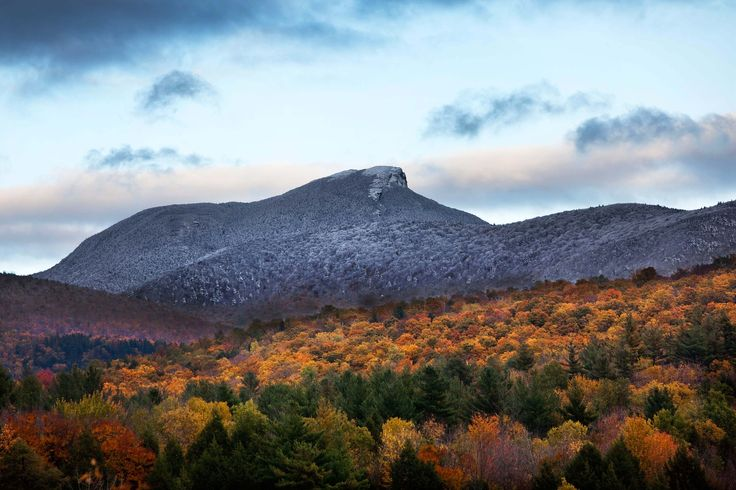 Burke Vt Fall Wallpaper Camels Hump In Huntington Vt Home