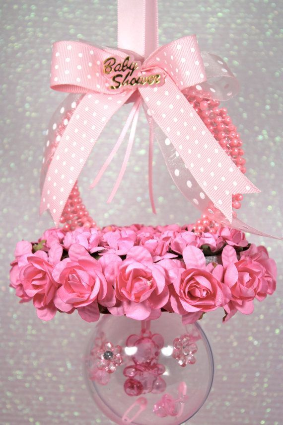Cute Minnie Mouse Wallpaper Baby Shower Corsages Jumbo Pacifier Baby Shower
