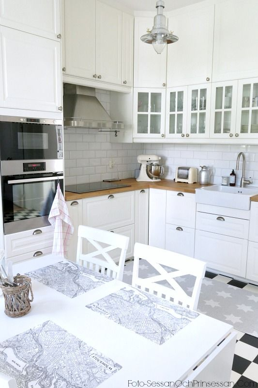 Ikea Küche Bodbyn Bodbyn Kitchen - Ikea | Our New Home | Pinterest | White