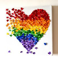 17 Best images about Rainbow wall on Pinterest | Paint ...