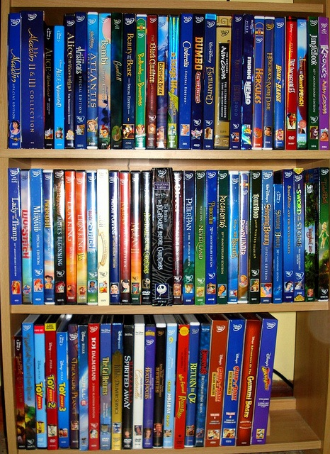 Filmsammlung Collection Of All Disney Animated Movies (worth Having