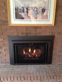 Heat n Glo Escape I35 gas fireplace insert   Heat n Glo ...