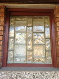25+ Best Ideas about Glass Block Windows on Pinterest ...