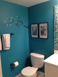 25+ Best Ideas about Teal Bathrooms on Pinterest | Teal ...