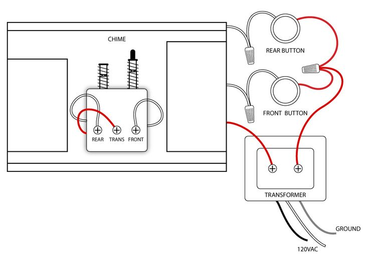 want ckt diagram of simple calling bell fixya