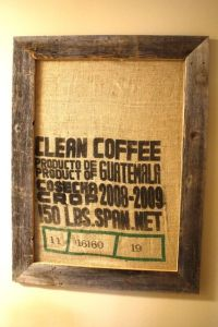 22 best images about coffee bag uses on Pinterest
