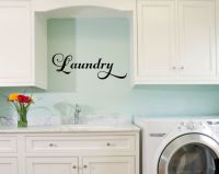 1000+ ideas about Laundry Room Decals on Pinterest ...