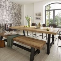 25+ best ideas about Dining table bench on Pinterest ...