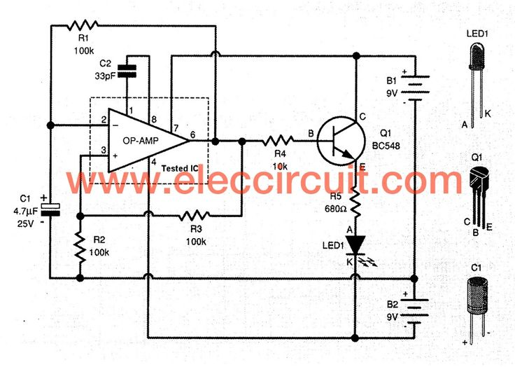 mobile bug electronics circuits for you
