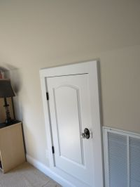 25+ Best Ideas about Attic Access Door on Pinterest   Loft ...
