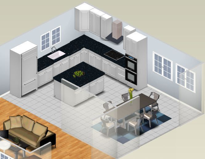 Contemporary Small Kitchen Design Layout Of Galley Layouts Designs - small kitchen design layouts