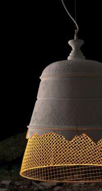 GYPSUM PENDANT LAMP DOMENICA BY @karmansrl | DESIGN DARIO ...