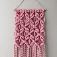 The 25+ best Macrame Wall Hanging Patterns ideas on ...