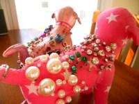 stud earring holder... YES   Procrastination crafts ...