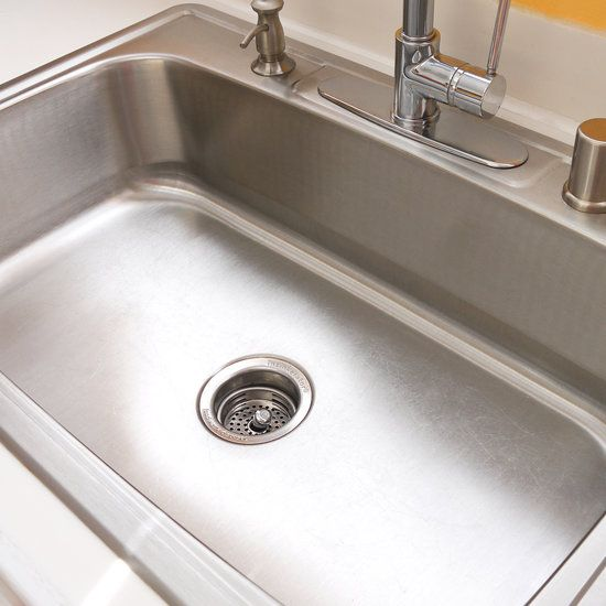 17 Best Ideas About Clean Stainless Sink On Pinterest