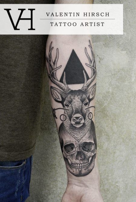 Hirsch Tattoo Valentin Hirsch Tattoo-tattoo-ink-inkobserver-surrealism