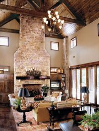 Texas Ranch Decor | Gorgeous Texas Ranch Style Estate ...