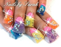 Easter acrylic nails. | Hair, Nails n Beauty | Pinterest ...