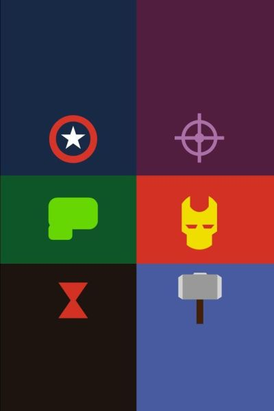 Avengers iPhone/iPod wallpaper @Megan Stewart u should use this as ur iPod background ...