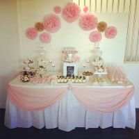25+ best ideas about Christening decorations on Pinterest