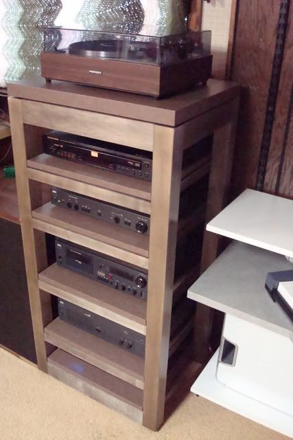 Diy Hifi Rack Ikea Best 25+ Audio Rack Ideas On Pinterest