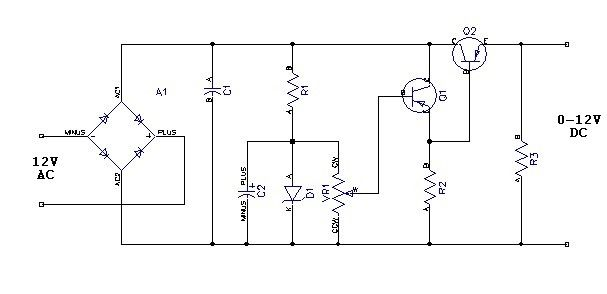 electrical mini project circuits