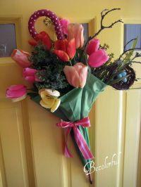 58 best umbrella door decoration ideas images on Pinterest