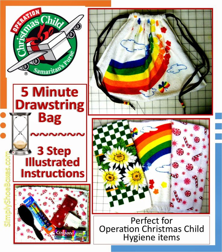 15 Best Images About Operation Christmas Child Box Ideas