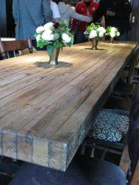 25+ best ideas about Butcher block tables on Pinterest ...