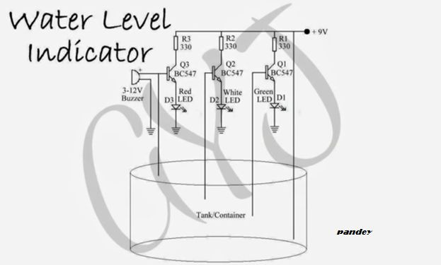 level sensor circuit projects for school students circuits gallery