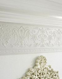 Deedee Dado - Paintable Embossed Walls - Freixe Empire ...