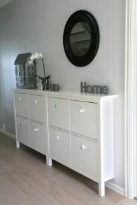 Hemnes Ikea shoe cabinet | First Floor- Kitchen, dining ...
