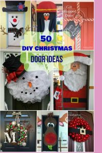 1000+ ideas about Christmas Door Decorations on Pinterest ...