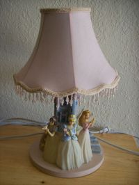 Disney Princess Table Lamp | Just DISNEY | Pinterest ...