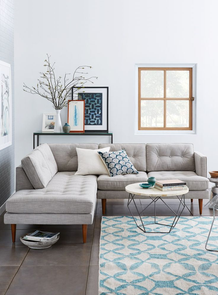 43 best fabric sectional images on pinterest