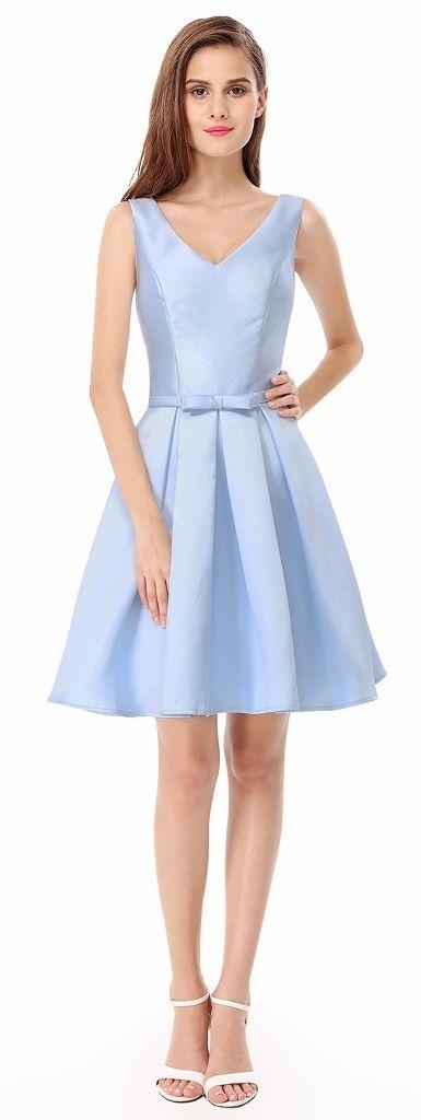 1000+ images about Cobalt Sapphire Blue Bridesmaid Dresses