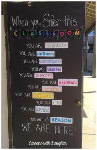 Best 25+ Class door ideas on Pinterest   Class door ...