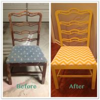 1000+ images about Old chairs makeover on Pinterest ...
