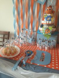 Finding Nemo Baby Shower Decorations | www.imgkid.com ...