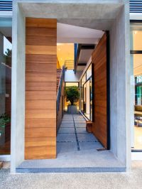Best 25+ Modern entrance ideas on Pinterest