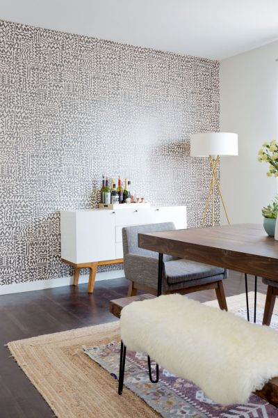 17 Best ideas about Wallpaper Accent Walls on Pinterest | Office wallpaper, Accent wallpaper and ...